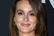 Leighton Meester Shoulder Length Hairstyles