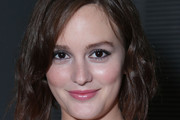 Leighton Meester Short Wavy Cut