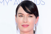 Lena Headey Ponytail