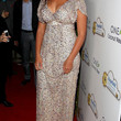 Leona Lewis Clothes - Beaded Dress