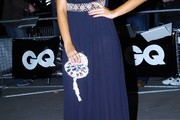 Leona Lewis Evening Dress