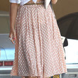 Leona Lewis Clothes - Knee Length Skirt