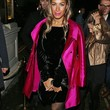 Leona Lewis Clothes - Trenchcoat