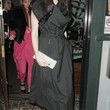 Lily Cole Clothes - Trenchcoat