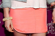 Lily Rabe Mini Skirt