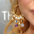 Lindsay Lohan Dangle Decorative Earrings