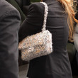 Lindsay Lohan Fabric Bag