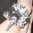 Lindsay Lohan Statement Ring