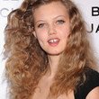 Lindsey Wixson Hair - Long Curls