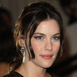 Liv Tyler Hair - Loose Ponytail
