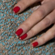 Lizzie Cundy Beauty - Red Nail Polish