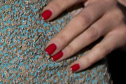 Lizzie Cundy Red Nail Polish