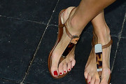 Louise Roe Thong Sandals