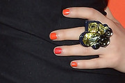 Lucy Hale Bright Nail Polish