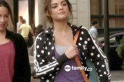 Lucy Hale Zip-up Jacket