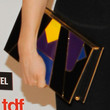 Lucy Liu Handbags - Hard Case Clutch