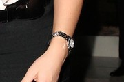 Lucy Pinder Sterling Bracelet Watch