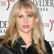 Lucy Punch Hair - Medium Wavy Cut with Bangs