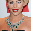 Lydia Bright Diamond Chandelier Necklace