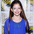 Mackenzie Foy Hair - Long Straight Cut