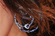 Madalina Ghenea Gemstone Hoops