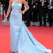 Madalina Ghenea One Shoulder Dress