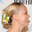 Malin Akerman Hair - Loose Bun