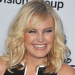 Malin Akerman Hair - Medium Wavy Cut with Bangs