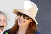 Marcia Cross Bucket Hat