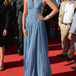 Maria Sharapova Clothes - Evening Dress