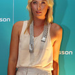 Maria Sharapova Jewelry - Layered Sterling Necklace