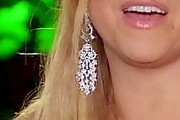 Mariah Carey Diamond Chandelier Earrings