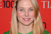 Marissa Mayer Medium Straight Cut
