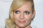 Marley Shelton's Side-Swept Bob Hairstyle