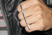 Marvin Humes College Ring