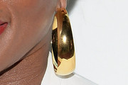 Mary J. Blige Hoop Earrings