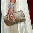 Mary J. Blige Handbags - Metallic Clutch