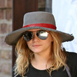 Mary-Kate Olsen Sun Hat