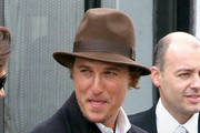 Matthew McConaughey Walker Hat
