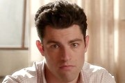 Max Greenfield Short Wavy Cut