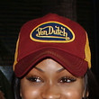 Meagan Good Logo Baseball Cap