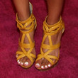 Meagan Good Strappy Sandals