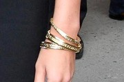 Megan Fox Gold Bracelet