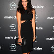 Megan Gale Clothes - Cutout Dress