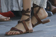 Meghan Markle Sandals