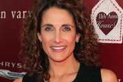 Melina Kanakaredes Shoulder Length Hairstyles