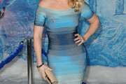Melissa Joan Hart Bandage Dress