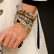 Melody Gardot Beaded Bracelet