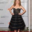 Melora Hardin Strapless Dress