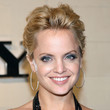 Mena Suvari Hair - Loose Bun